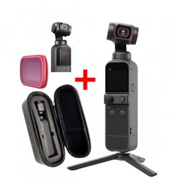 Камера зі стабілізатором DJI Pocket 2 Creator Combo (CP.OS.00000121.01)