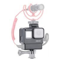 Рамка Ulanzi V2 з відсіком для адаптера мікрофона GoPro Hero5/6/7