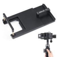Переходник Ulanzi PT-6 для GoPro c адаптером микрофона для стабилизатора