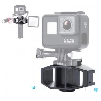 Ріг Ulanzi GP-1 для GoPro з адаптером мікрофона