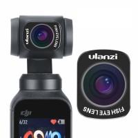Лінза риб'яче око Ulanzi для OSMO Pocket (OP-8)