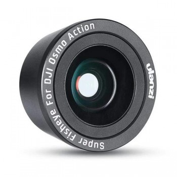 Лінза риб'яче око Ulanzi для DJI OSMO Action (OA-6)