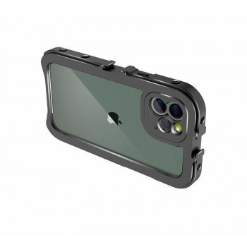 Алюмінієва рамка Ulanzi для зйомки відео на iPhone 11 Pro (iPhone 11 Video Cage 1685)