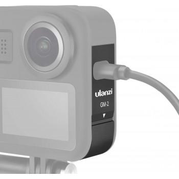 Дверцята GoPro Max з отвором для зарядки Ulanzi (GM-2)