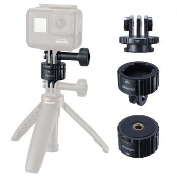 Швидкознімне кріплення для екшн-камери Ulanzi GP-4