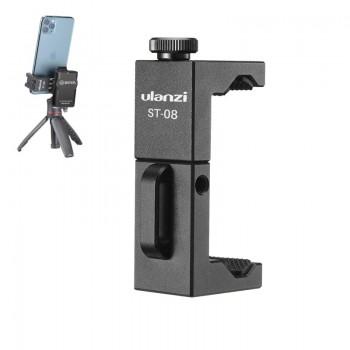 Тримач телефону для бездротових мікрофонів Rode Boya (Ulanzi ST-08)