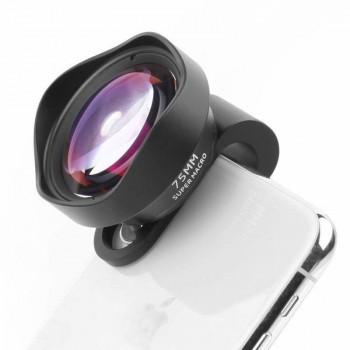 Макро об'єктив для телефону ULANZI 75mm 10x Macro 1678