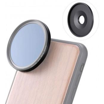 Адаптер фільтра для телефону з 17мм на 52мм ULANZI 17mm to 52mm