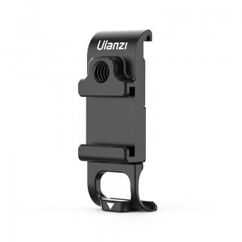 Дверцята з отвором для зарядки GoPro 9 холодний башмак Ulanzi G9-6