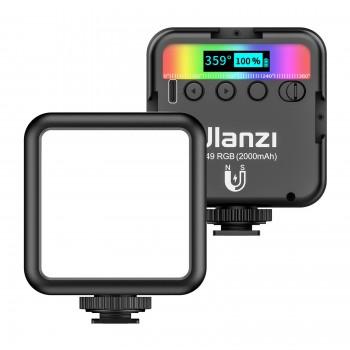 Накамерне світло LED RGB Ulanzi VL49 RGB