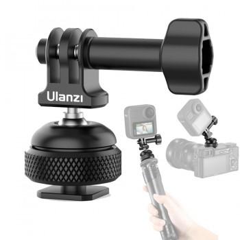 Кріплення екшн-камери на штатив холодний башмак Ulanzi GP-6