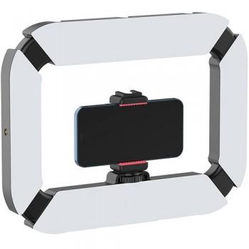 Кільцева лампа ріг для телефону камери Ulanzi U200