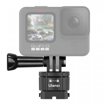 Быстросъемное крепление на клипсу для экшн-камеры Ulanzi GP-11