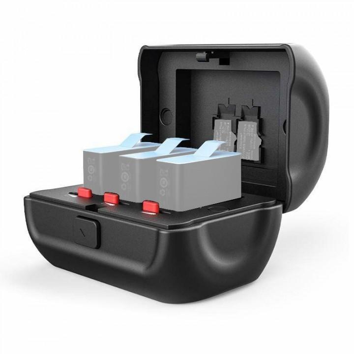 Кейс для акумуляторів GoPro 9 Ulanzi GP-8