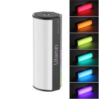 Лампа видеосвет RGB цилиндрическая магнитная Ulanzi I-Light