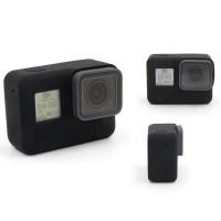 Чехол силиконовый на камеру TELESIN для GoPro Hero 5 / 6 Black