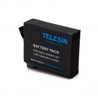 Аккумулятор TELESIN для камер GOPRO HERO 4