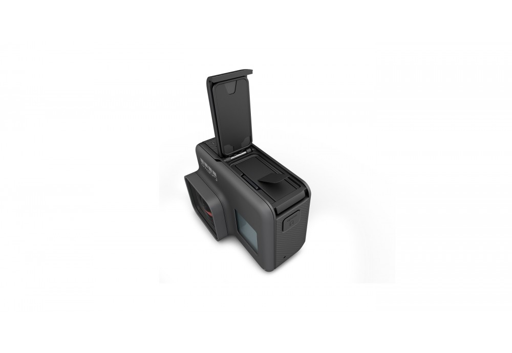 Тест-огляд акумуляторів для GoPro Hero5 / 6 / 7 Black