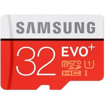 Карта пам'яті SAMSUNG MICROSDXC 32GB Evo