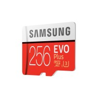 Карта памяти SAMSUNG MICROSDXC 256GB Evo Plus