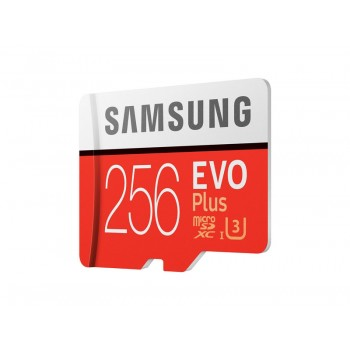Карта пам'яті SAMSUNG MICROSDXC 256GB Evo Plus