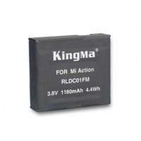 Акумулятор Kingma для екшн-камер Xiaomi Mijia 4K