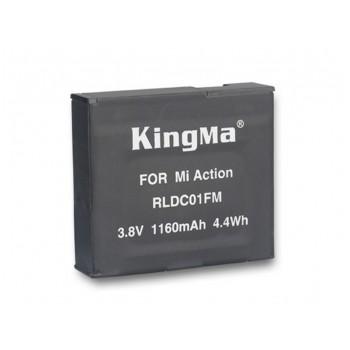 Аккумулятор Kingma для экшн-камер Xiaomi Mijia 4K