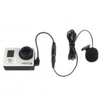 Микрофон с клипсой петличка Mini USB