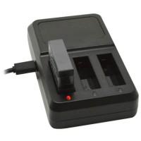 Зарядка тройная для аккумуляторов GOPRO HERO 4