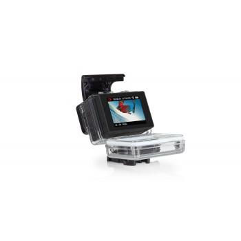 Задняя крышка увеличенная для камер GoPro 3+ 4