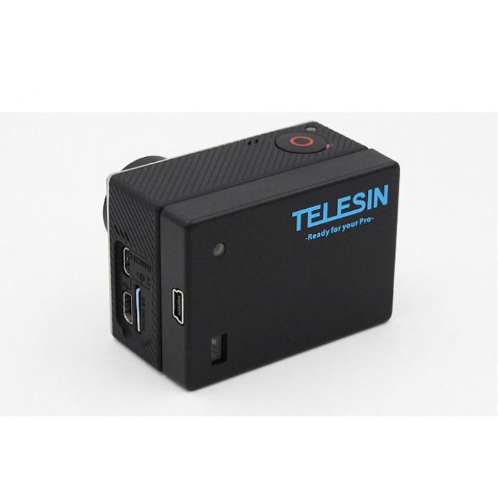 Аккумулятор bacpac TELESIN для GOPRO HERO 4