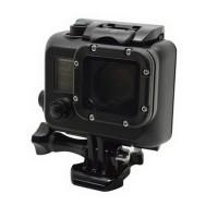 Подводный бокс чёрный для GoPro 3 3+ 4 Replacement HD Housing