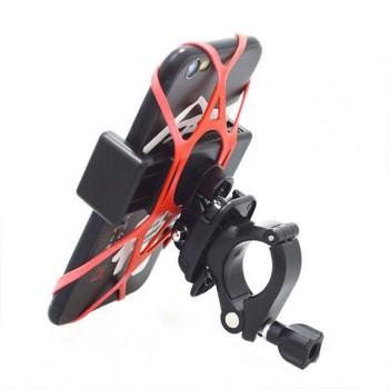 Посилений тримач для телефона на велосипед MK01