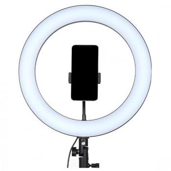 Кільцева лампа 36см AC Prof