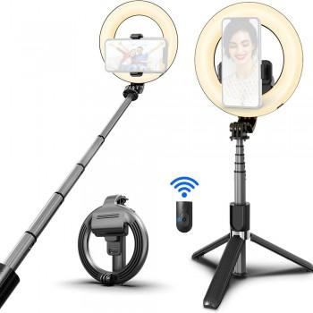 Монопод кільцева лампа ACprof L07