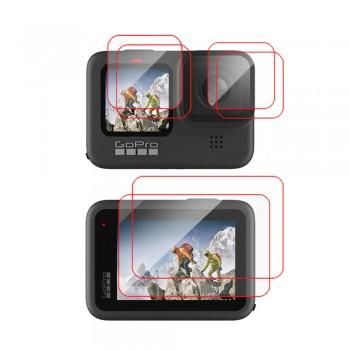 Стекло защитное GoPro 9 ACprof GP901