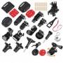 Набор крепление и адаптеров на клею 24в1 для экшн-камеры ACprof KIT-3