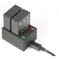 Зарядка для аккумуляторов GOPRO 3 / 3+