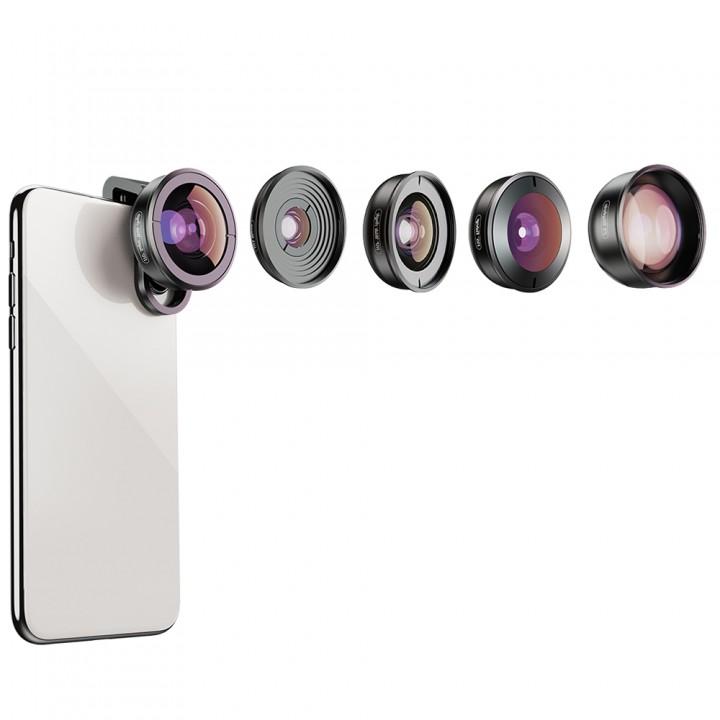 Apexel APL-HD5V2 набор объективов для телефона