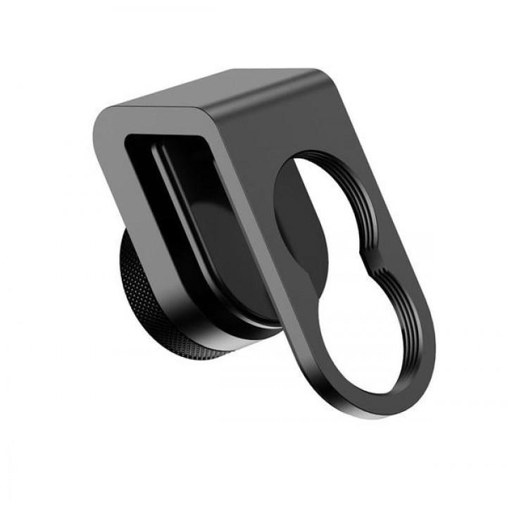 Клипса для объектива телефона алюминиевая Apexel APL-HDC