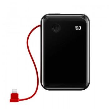 Зарядний пристрій повербанк Baseus Mini S 10000mAh (PPXF-B01)