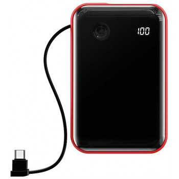 Зарядное устройство повербанк Baseus Mini S 10000mAh (PPXF-A09)