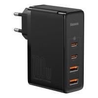 Быстрая зарядка USB Type-C QC4 PD 100Вт Baseus CCGAN2P-L01