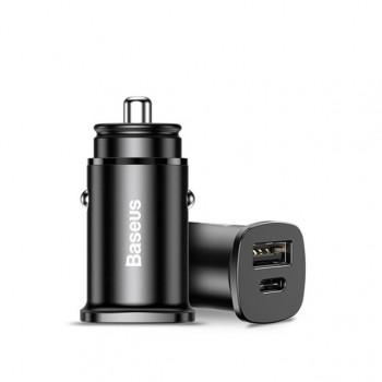 Адаптер зарядки в прикуриватель BASEUS CCALL-YS01