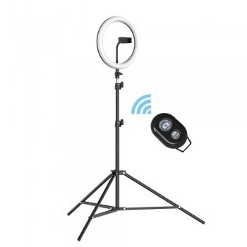 Кільцева лампа 26см зі штативом 168см BlitzWolf BW-SL2