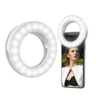 Селфі лампа кліпса на телефон BlitzWolf BW-SL0