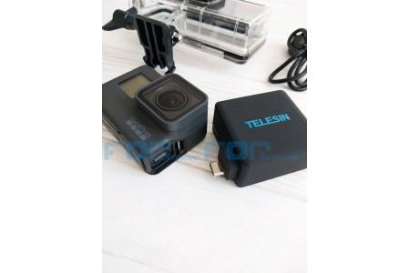 Дополнительный аккумулятор Bacpac для GoPro Hero5 / 6 / 7 Black