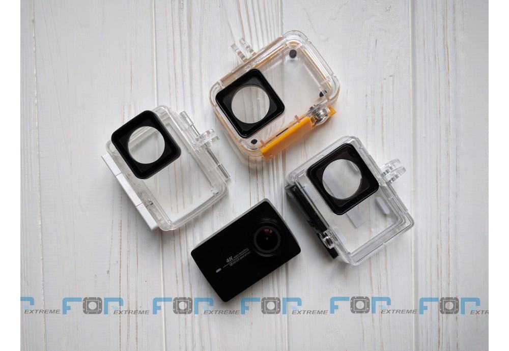 Порівняння аквабоксів для екшн-камер XIAOMI YI 4K