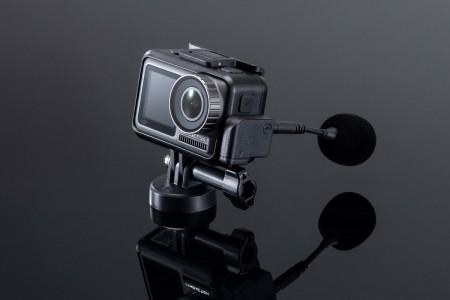 Як підключити мікрофон до DJI Osmo Action
