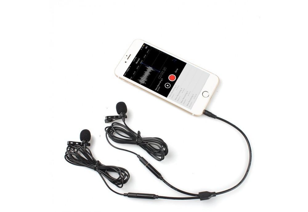 Як підключити мікрофон до телефону